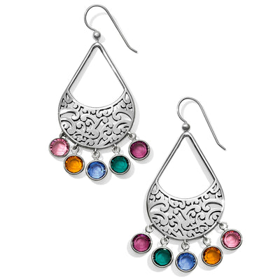 Elora Gems Drops Earrings