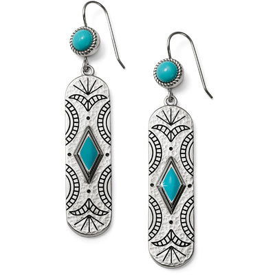 Southwest Dream French Wire Earrings