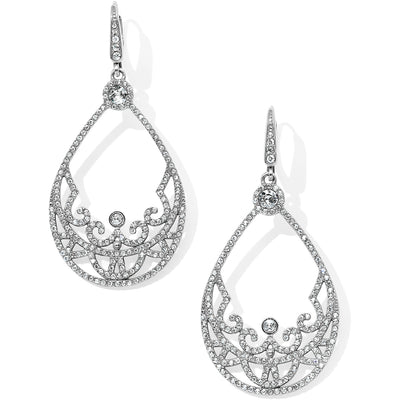 Illumina Lace Leverback Earrings