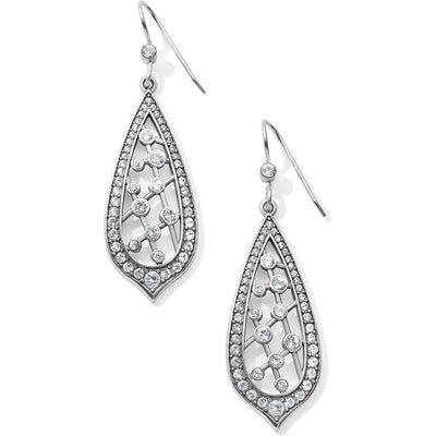 Empress French Wire Drop Earrings