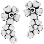Flora Post Earrings