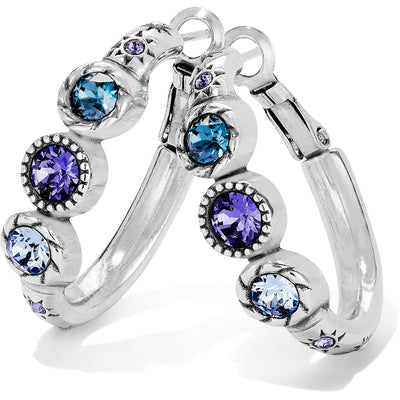 Halo Trio Hoop Earrings