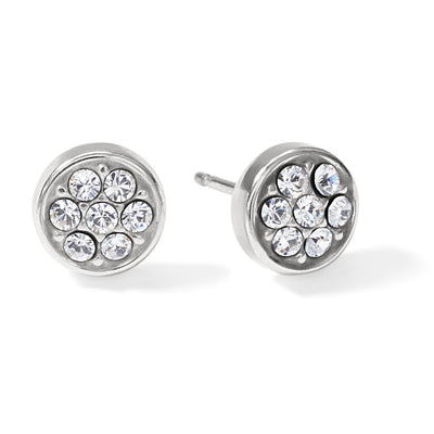 Meridian Disc Post Earrings