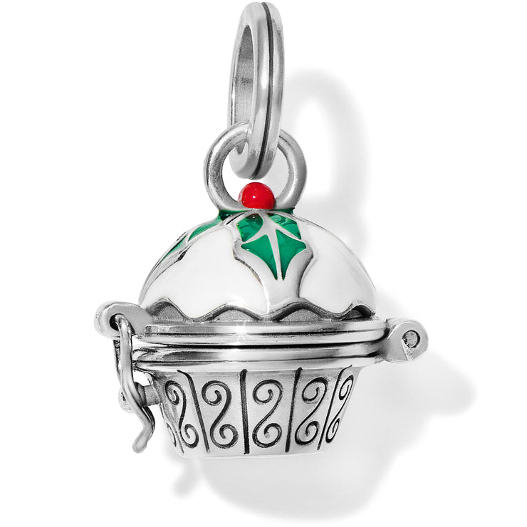 Holiday Cupcake Charm