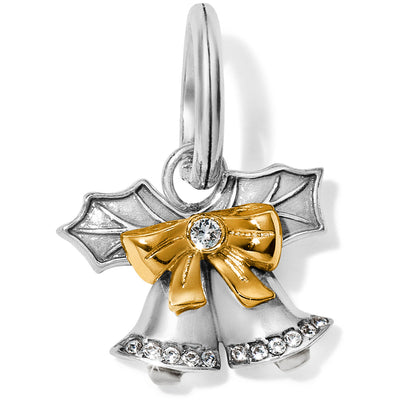 Silver Bells Charm