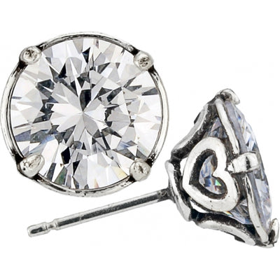 Brilliance 10MM Post Earrings