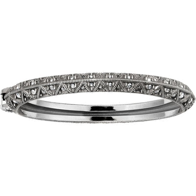 Alice Hinged Bangle