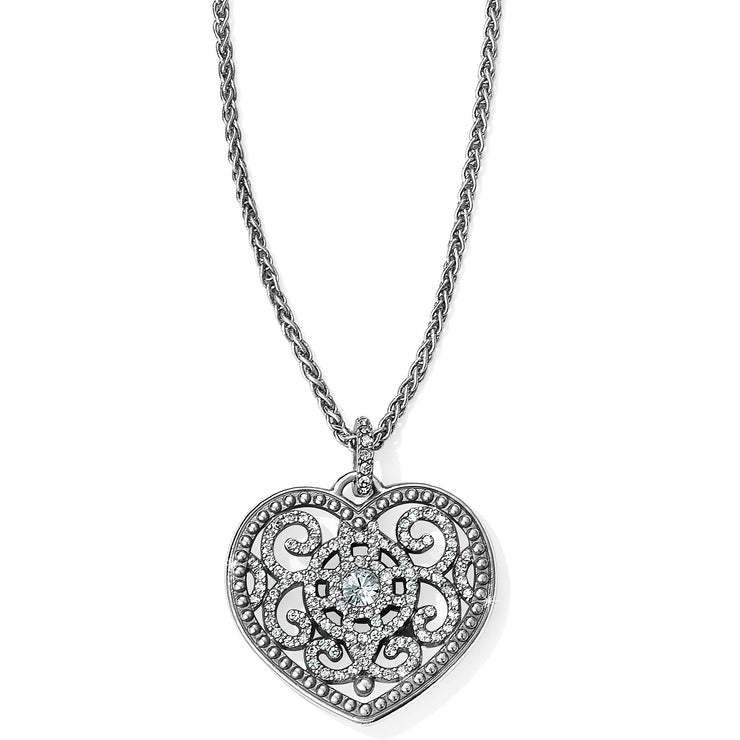 Illumina Heart Necklace