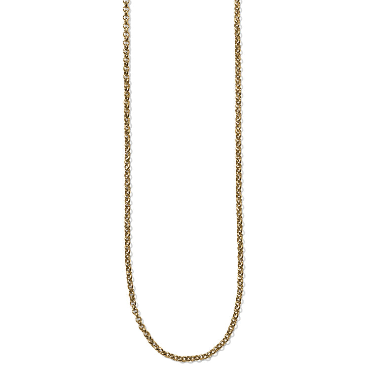 Vivi Delicate Long Charm Necklace