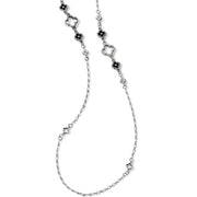 Toledo Alto Noir Station Necklace