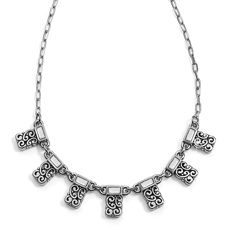 Baroness Petite Station Necklace
