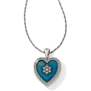 Mi Amor Locket Necklace