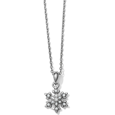 Snowflake Dazzle Necklace