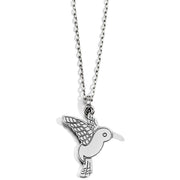 Flora Hummingbird Necklace