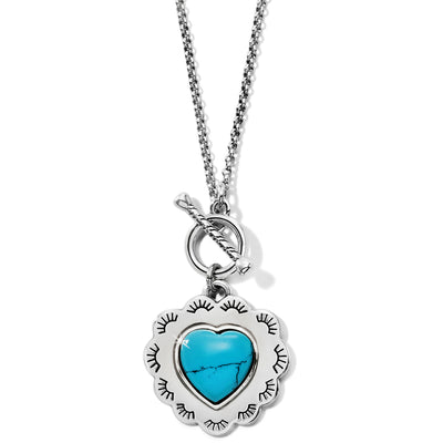 Southwest Dream Spirit Heart Necklace