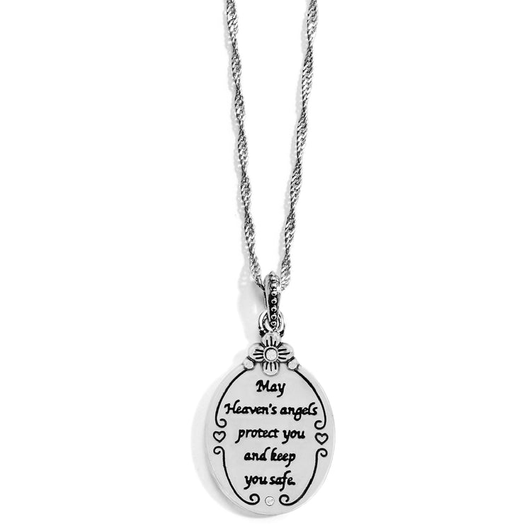 Guardian Angel Petite Necklace