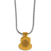 Ferrara Artisan Two Tone Duo Necklace
