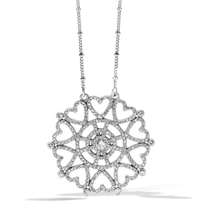 Illumina Endless Heart Necklace