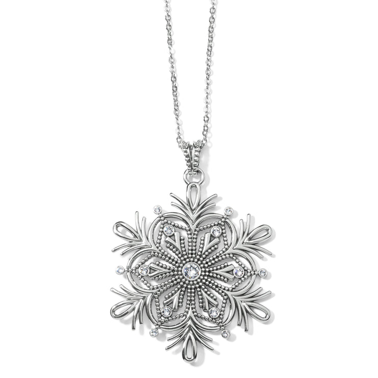 Winter Bliss Snowflake Convertible Necklace