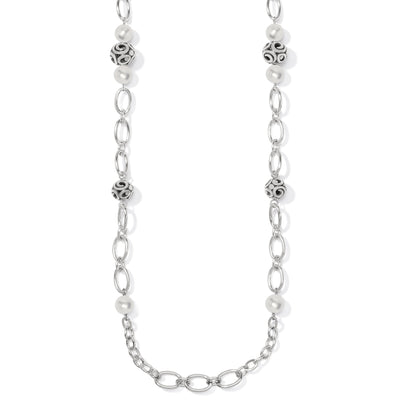 Contempo Sphere Long Necklace