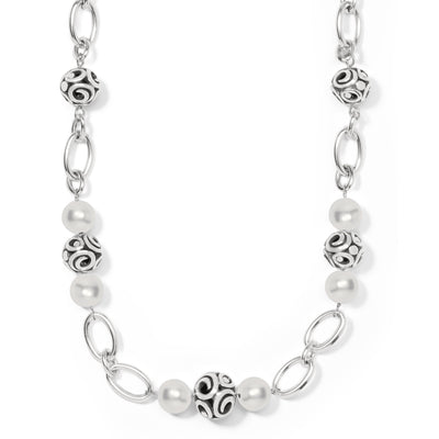 Contempo Sphere Short Necklace