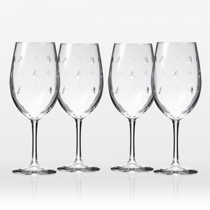 Sailing All Purpose Wine | Set of 4