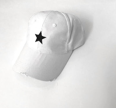 Boardwalk Cap - White