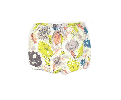 FLORAL BLOOMERS - 3 FLORAL OPTIONS - LITTLE FOOT CLOTHING CO.