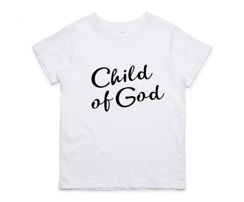 Child of God - 3 options - LITTLE FOOT CLOTHING CO.