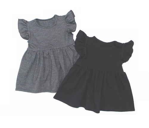 Emma Claire Dress - 4 Options - LITTLE FOOT CLOTHING CO.