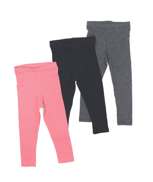 UNISEX LEGGINGS - 4 COLOR OPTIONS - LITTLE FOOT CLOTHING CO.