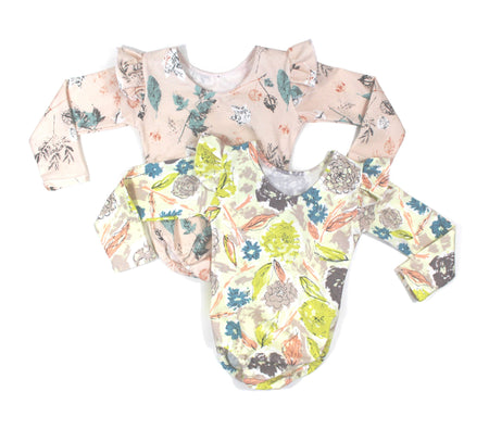 Floral Milly Jean Dress - 5 Options