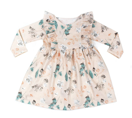 Emma Claire Floral Dress - 5 Options