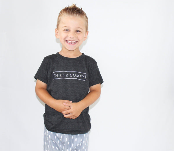 CHILL & COMFY - GRAPHIC TEE (Kid's T-Shirt)