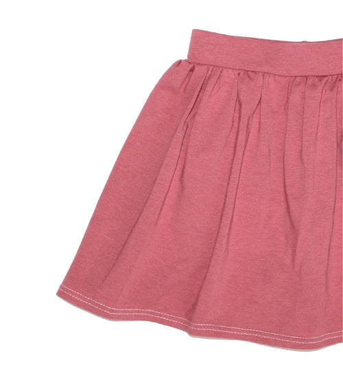 GIRLS SKIRT - 4 COLOR OPTIONS - LITTLE FOOT CLOTHING CO.