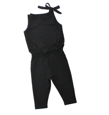 UNISEX BABY SNAP ROMPER (0/3 M - 18/24 M) - 4 COLOR OPTIONS