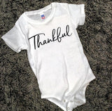 THANKFUL BODYSUIT - 2 OPTIONS - LITTLE FOOT CLOTHING CO.