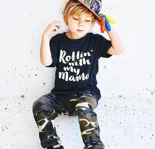 KIDS BAGGY PANTS - GENDER NEUTRAL APPAREL (Baby, toddlers, little kids & big kids). 3 COLOR OPTIONS