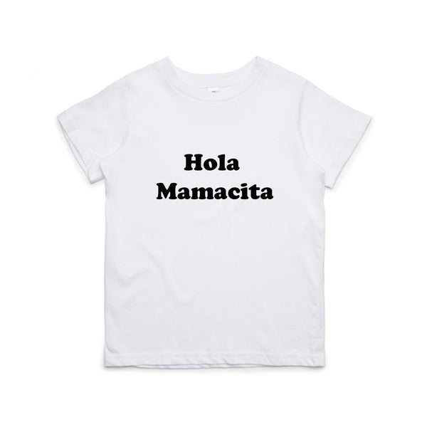 HOLA MAMACITA T-SHIRT - 2 SHIRT OPTIONS