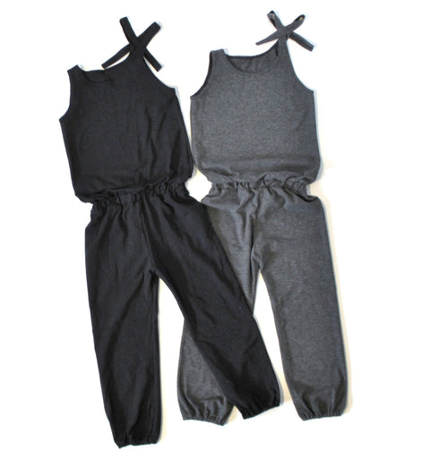JEANIE JUMP SUIT - 4 OPTIONS - LITTLE FOOT CLOTHING CO.