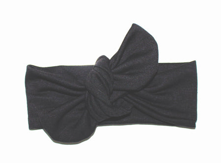 TOP KNOT HEADBAND - CAMO