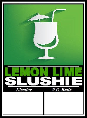Lemon Lime Slushie