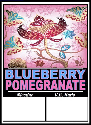 Blueberry Pomegranate