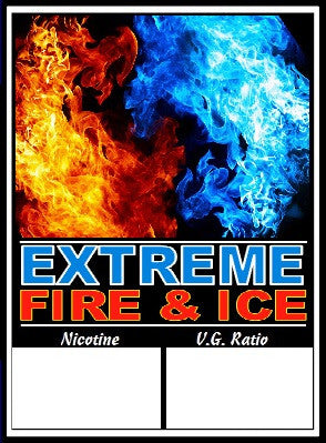 Extreme Fire and ice