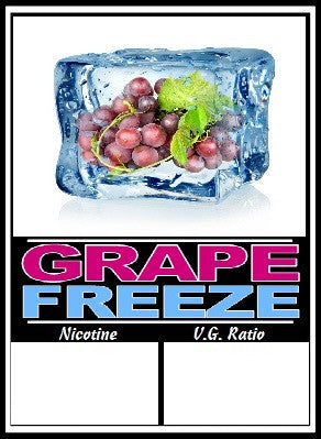 Grape Freeze