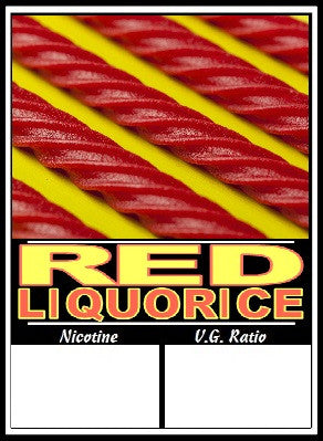 Red Liquorice