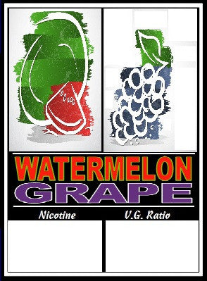 Watermelon Grape
