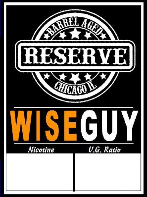 Wise Guy Reserve (15ml)