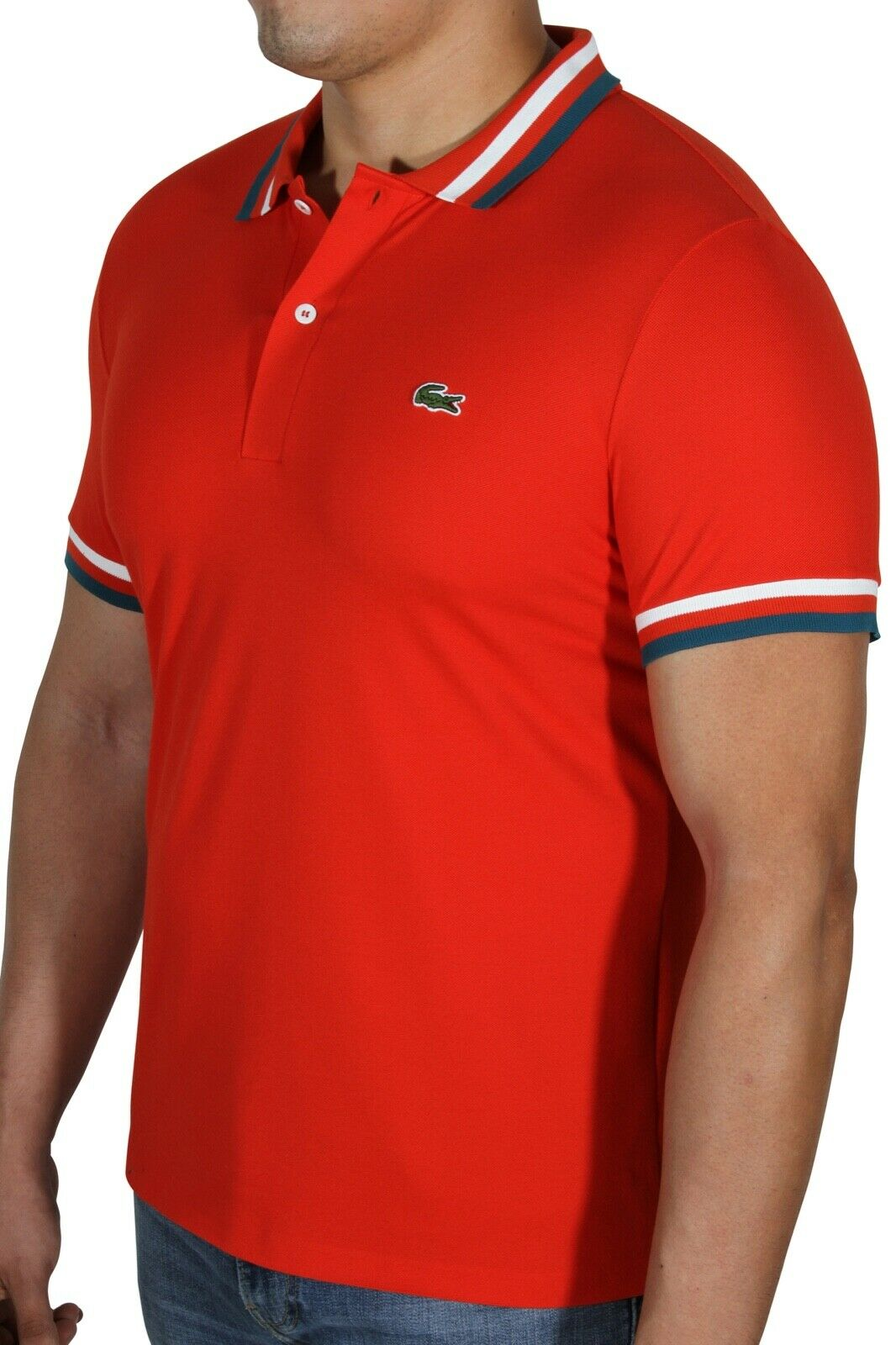 wholesale online reliable quality huge selection of Lacoste Men's Made In France Piqué Polo Shirt