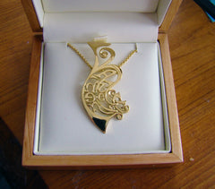 Packing for Bespoke Jewellery. Handcrafted Irish design, made my Elena Brennan in Cavan Ireland.